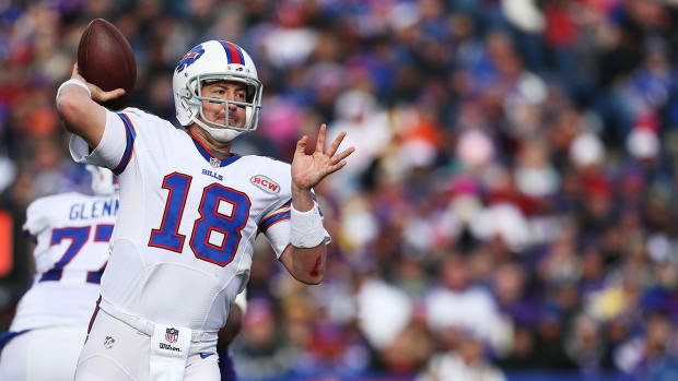 Kyle Orton has shown he can be Bills franchise QB