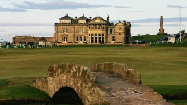 St Andrews Old Course will next host the Open Championship in 2015. (David Alexander/Getty Images)