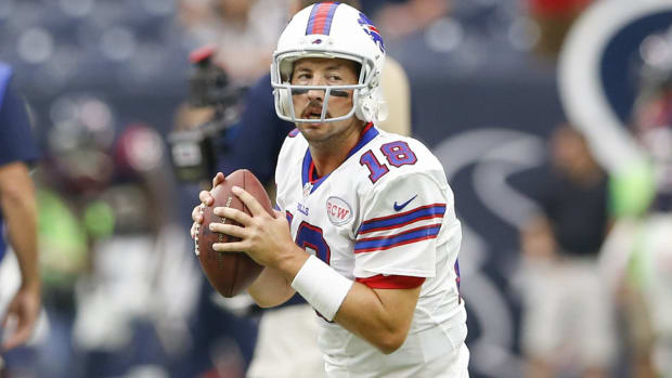 Can Kyle Orton win in the wide-open AFC East?