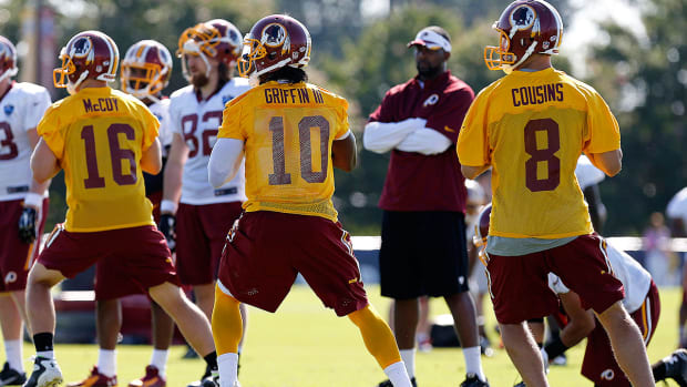 Anthony Barr: Vikings preparing for all three Redskins QBs - Image