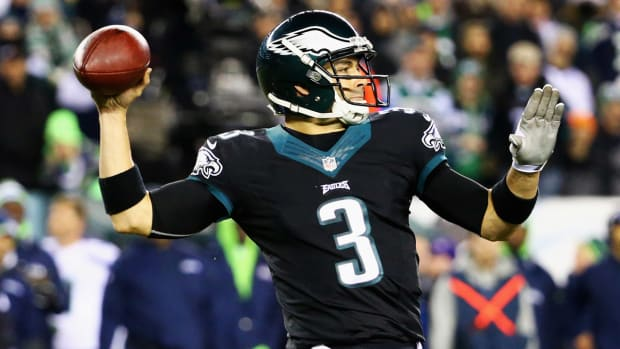 Will Mark Sanchez challenge Nick Foles for starting job in '15? - Image