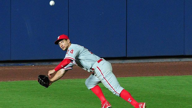 Philadelphia Phillies re-sign Grady Sizemore to one-year contract