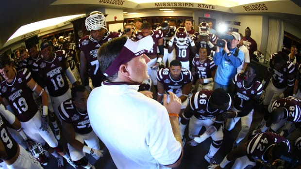 How Dan Mullen turned Mississippi State into a contender