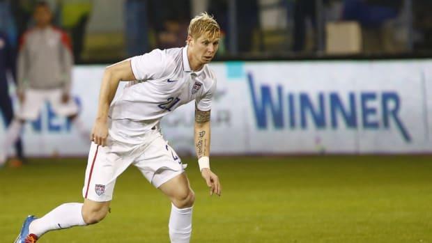 U.S. winger Brek Shea Birmingham City