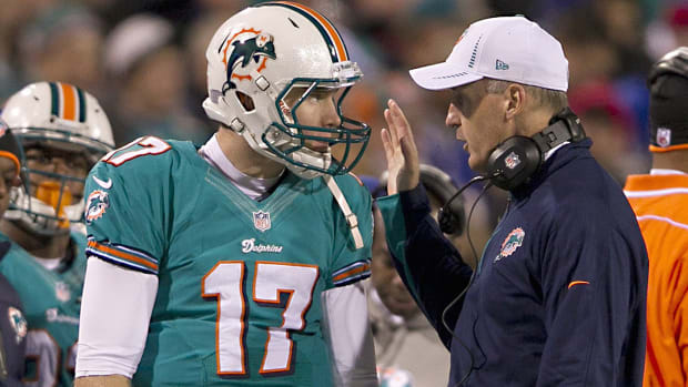 Can Joe Philbin and Ryan Tannehill co-exist in Miami?