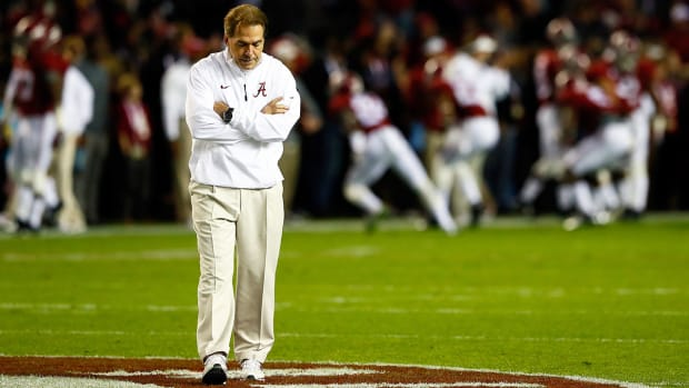 The Nick Saban approach to championship games  - Image