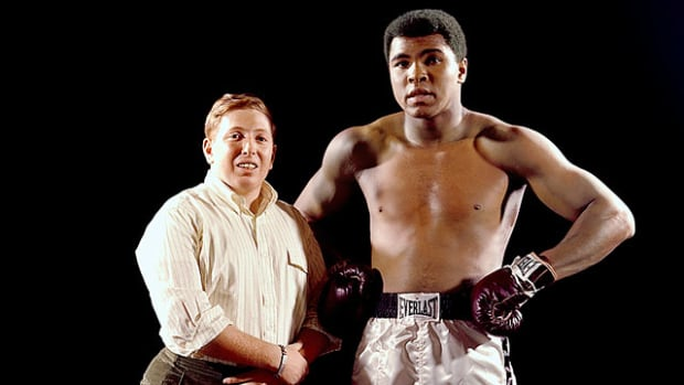 Neil Leifer and Muhammad Ali