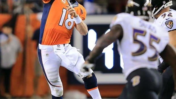QB: Peyton Manning