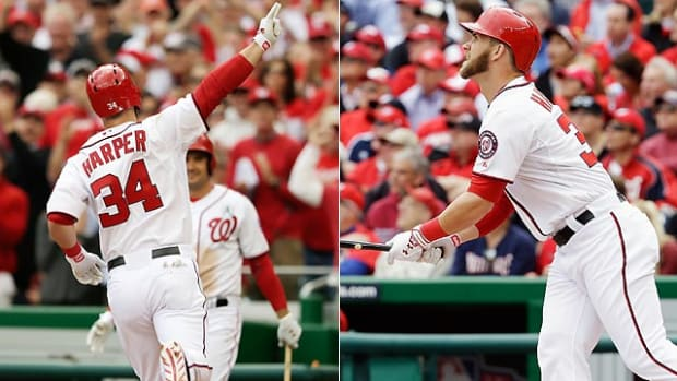 Bryce Harper's great start