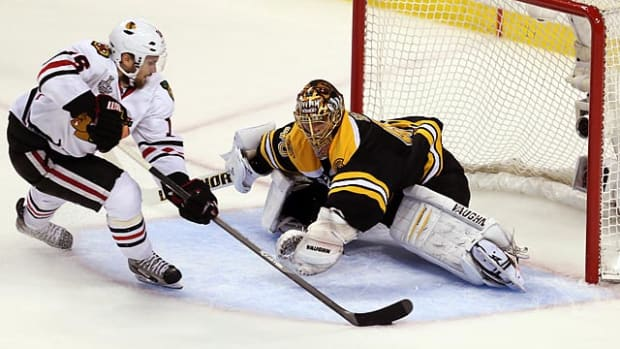 Stanley Cup Final: Game 4