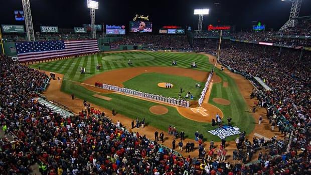 Red Sox 8, Cardinals 1