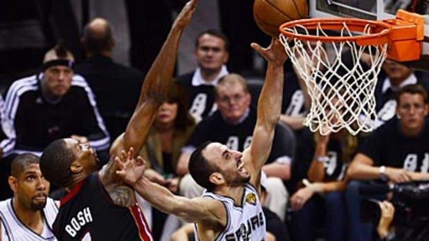 NBA Finals: Game 5