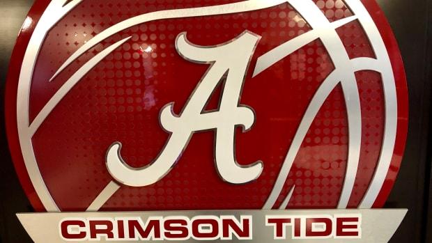 Alabama women's basketball logo