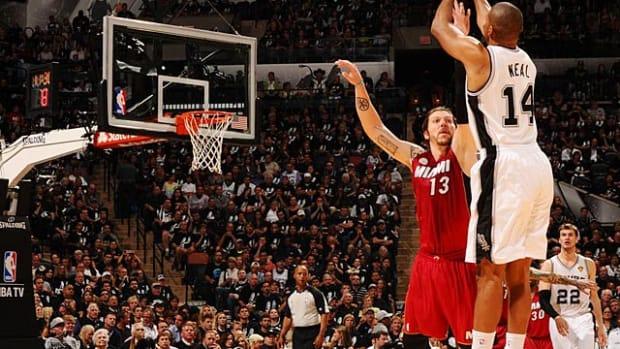 NBA Finals: Game 3