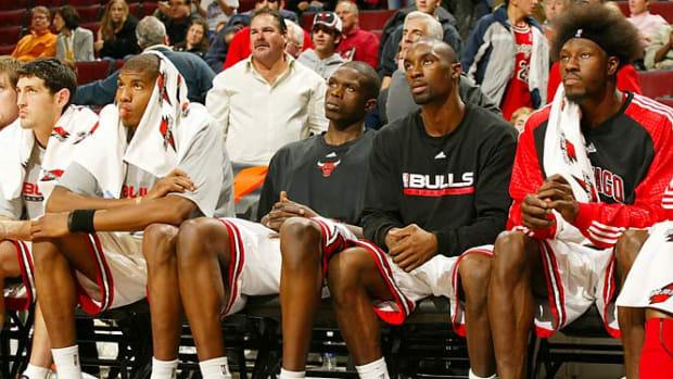 Chicago Bulls starters