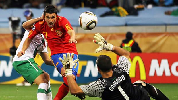 Spain 1, Portugal 0