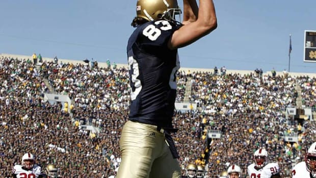 (12) Notre Dame 31, Stanford 10