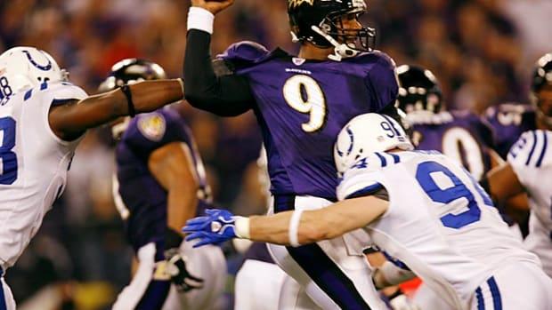 Colts 15, Ravens 6
