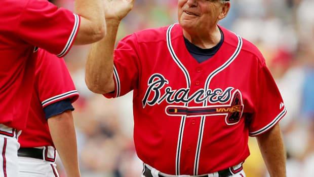 Bobby Cox, Braves