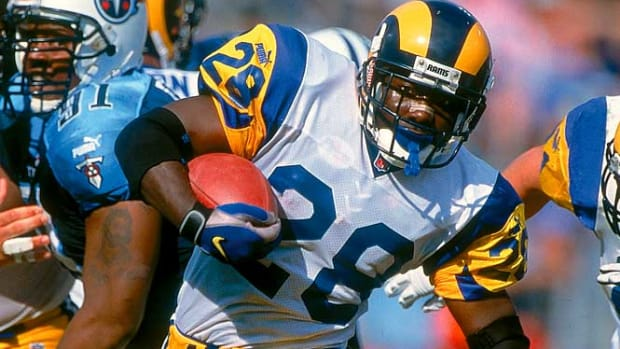 Marshall Faulk (St. Louis)