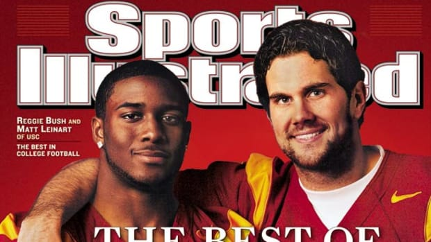 Reggie Bush and Matt Leinart