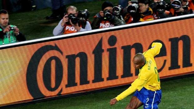 Brazil 2, North Korea 1