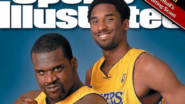 Shaquille O'Neal vs. Kobe Bryant