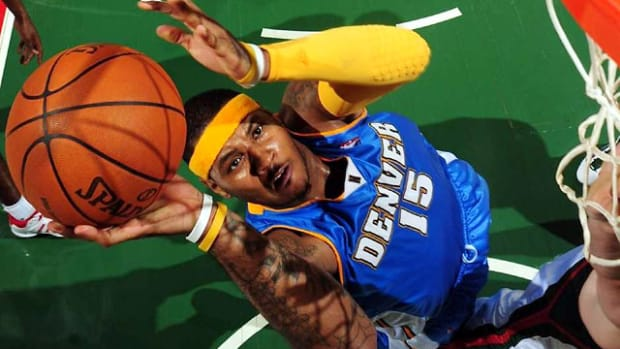 Carmelo Anthony, Nuggets