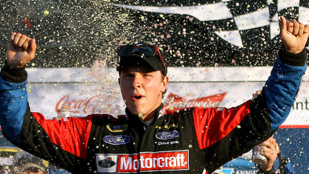 Youngest to win the Daytona 500