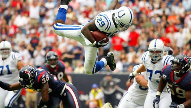 Colts vs. Texans