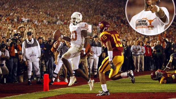 Vince Young vs. USC