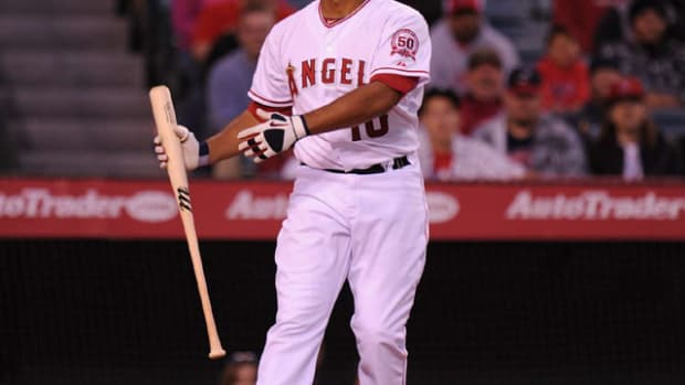 Vernon Wells, Angels