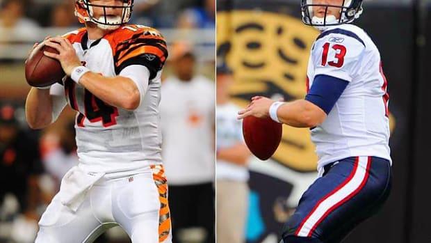 Bengals vs. Texans
