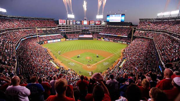 Rangers 4, Cardinals 2