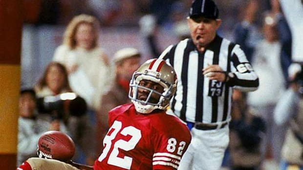 1990, Week 13: New York Giants (10-1) at San Francisco 49ers (10-1)