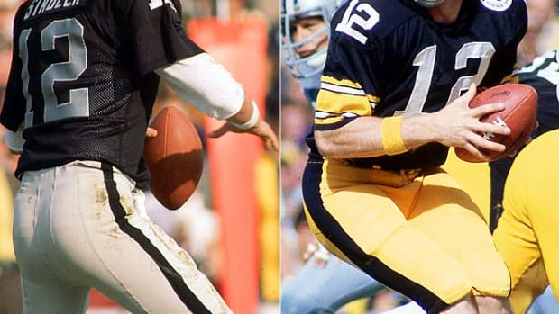Kenny Stabler vs. Terry Bradshaw
