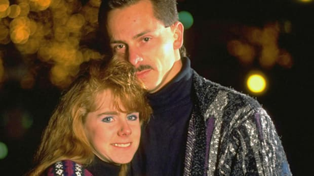 Tonya Harding and Jeff Gillooly