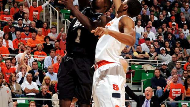 Butler 63, Syracuse 59
