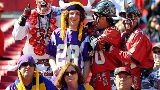 Tampa Bay Buccaneers and Minnesota Vikings