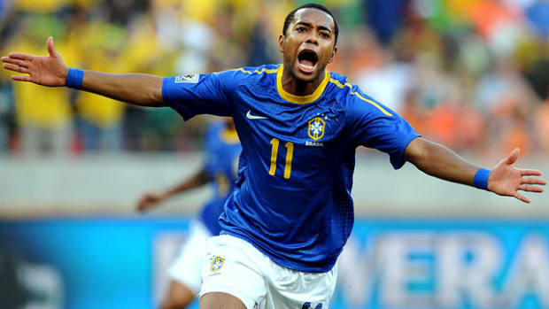 Netherlands 2, Brazil 1