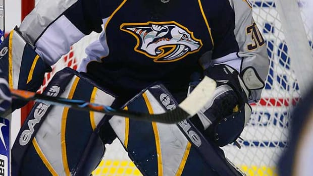 Chris Mason | goaltender | Nashville Predators