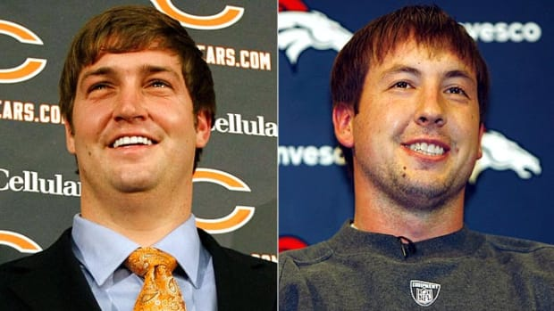 Jay Cutler to Chicago for Kyle Orton