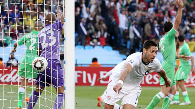 U.S. 1, Algeria 0