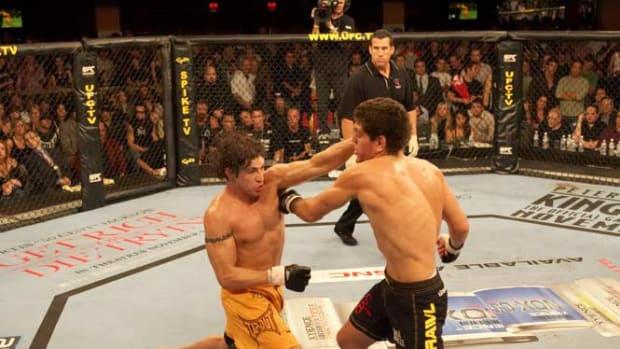 Nick Diaz vs. Diego Sanchez