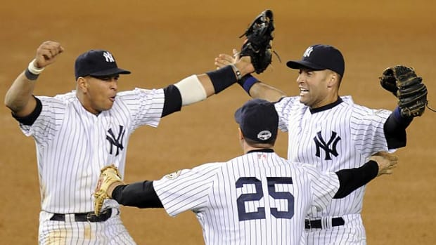 Yankees 5, Angels 2
