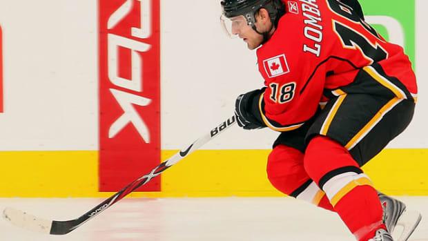 Fastest skater: Matthew Lombardi (Calgary Flames)