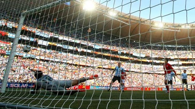 Argentina 4, South Korea 1