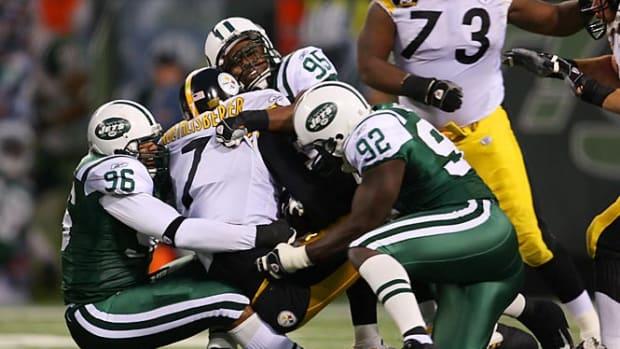 Jets 19, Steelers 16, OT