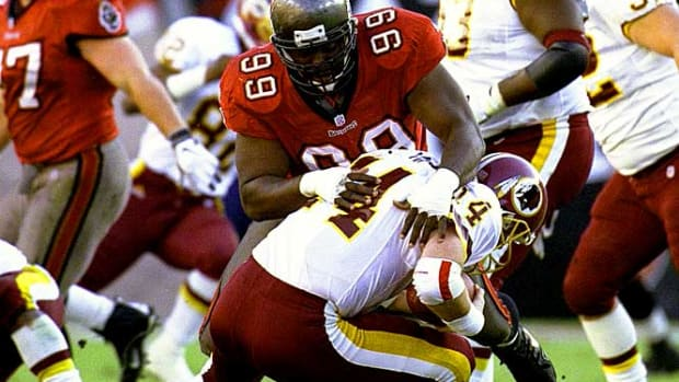Warren Sapp (Tampa Bay)