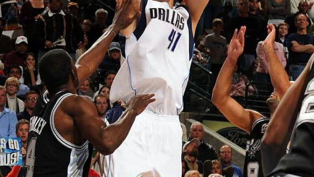 Dirk Nowitzki | Dallas Mavericks